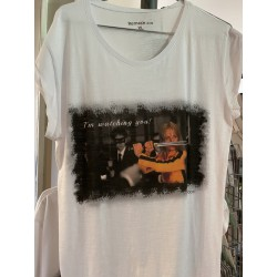 "T-Shirt immagine del film ""Kill Bill 2003"""